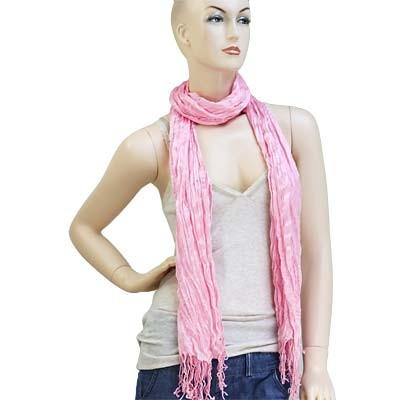 scarfcrinklepink