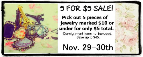 sale5for5jewelryborder