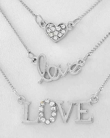 necklace3strandlove