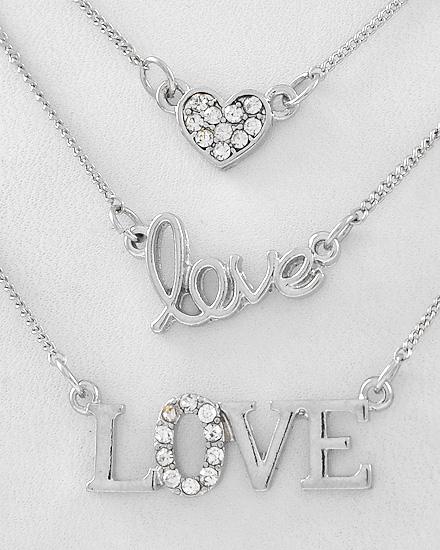 necklace3strandlove