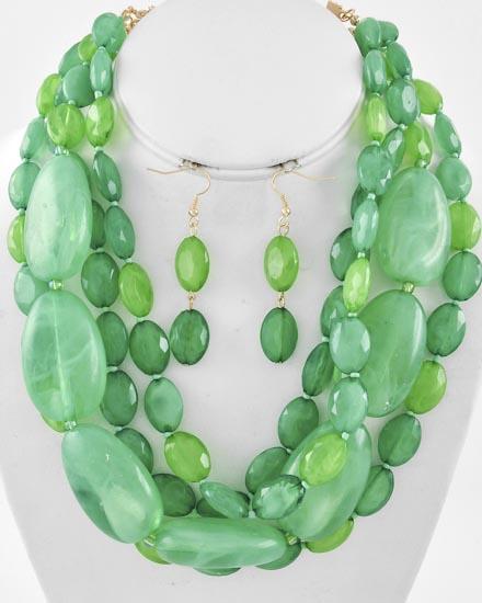 necklacebeachygreen